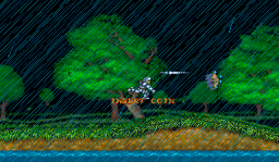 Ghouls 'N Ghosts (ARC)  © Capcom 1988   3/4