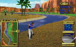 Golden Tee 3D Golf (ARC)  © Incredible Technologies 1995   3/5