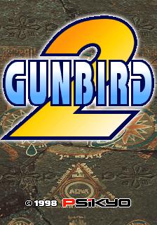 Gunbird 2 (ARC)  © Psikyo 1998   1/3