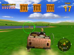 Jambo! Safari (ARC)  © Sega 1999   1/3