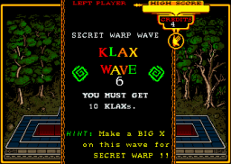 Klax   © Atari Games 1989   (ARC)    5/5
