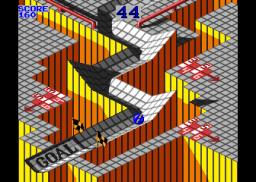 Marble Madness (ARC)  © Atari Games 1984   2/5