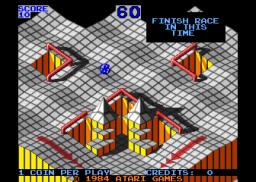 Marble Madness (ARC)  © Atari Games 1984   3/5