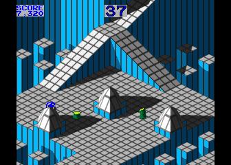 Marble Madness (ARC)  © Atari Games 1984   5/5
