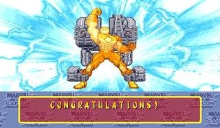 Marvel Vs. Capcom: Clash Of Super Heroes  © Capcom 1999  (ARC)   10/55