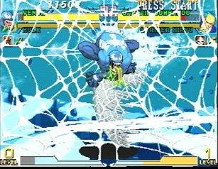 Marvel Vs. Capcom: Clash Of Super Heroes  © Capcom 1999  (ARC)   11/55