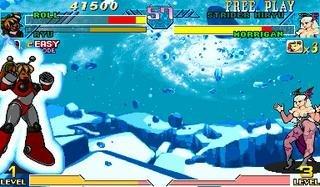 Marvel Vs. Capcom: Clash Of Super Heroes  © Capcom 1999  (ARC)   20/55