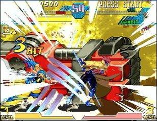 Marvel Vs. Capcom: Clash Of Super Heroes  © Capcom 1999  (ARC)   50/55
