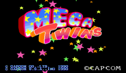 Mega Twins (ARC)   © Capcom 1990    1/5
