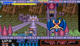 Mega Twins (ARC)   © Capcom 1990    3/5
