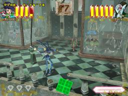 Power Stone (ARC)  © Capcom 1999   3/4