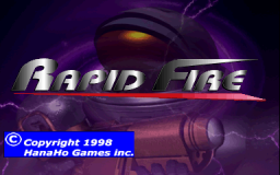 Rapid Fire (1998) (ARC)   © HanaHo 1998    1/3