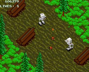 Star Wars: Return Of The Jedi (ARC)  © Atari Games 1984   4/5