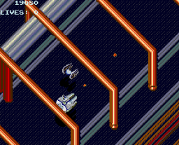 Star Wars: Return Of The Jedi (ARC)  © Atari Games 1984   3/5