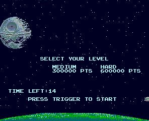 Star Wars: Return Of The Jedi (ARC)  © Atari Games 1984   5/5
