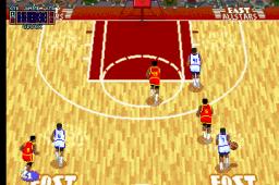 Rim Rockin' Basketball (ARC)  © Strata 1991   2/3
