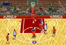Rim Rockin' Basketball (ARC)  © Strata 1991   3/3