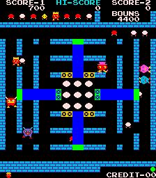 Round-Up (ARC)  © Centuri 1981   2/3
