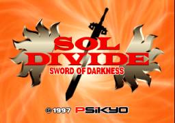 Sol Divide (ARC)  © Psikyo 1997   1/4