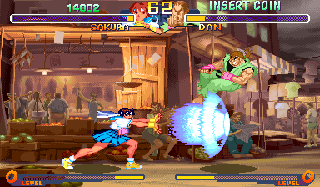 Street Fighter Alpha 2 (ARC)   © Capcom 1996    6/8