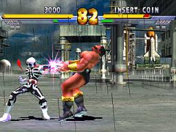 Street Fighter EX2 Plus (ARC)  © Capcom 1999   2/3