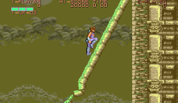 Strider (ARC)   © Capcom 1989    3/8