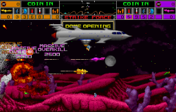 Strike Force (ARC)  © Midway 1991   2/4