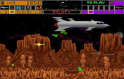 Strike Force (ARC)  © Midway 1991   4/4