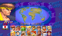 Super Street Fighter II Turbo (ARC)   © Capcom 1994    3/3