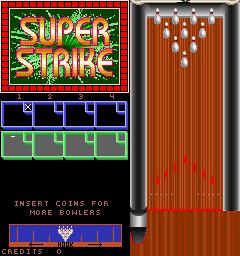 Super Strike (ARC)  © Stern 1990   3/3