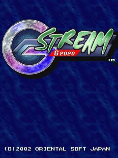 G-Stream (ARC)  © Oriental 2002   1/4