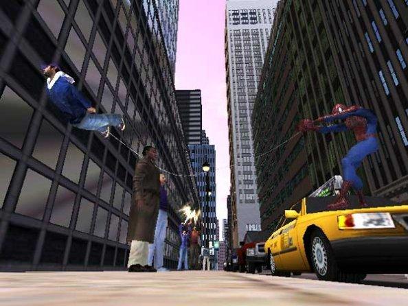 Spider-Man 2 (XBX)  © Activision 2004   4/4
