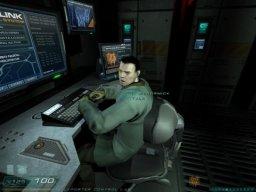 Doom 3 (PC)  © Activision 2004   3/7