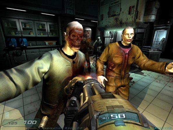 Doom 3 (PC)  © Activision 2004   5/7