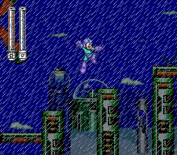 Mega Man 7 (SNES)  © Capcom 1995   4/12