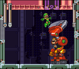 Mega Man 7 (SNES)  © Capcom 1995   6/12