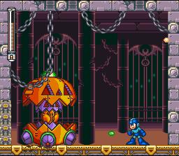 Mega Man 7 (SNES)  © Capcom 1995   9/12
