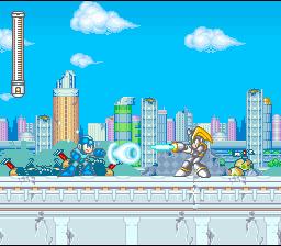 Mega Man 7 (SNES)  © Capcom 1995   10/12