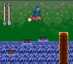 Mega Man 7 (SNES)  © Capcom 1995   11/12