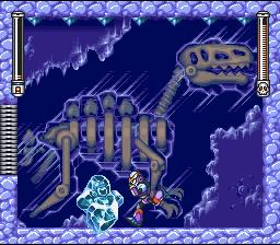 Mega Man 7 (SNES)  © Capcom 1995   12/12