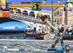 The King Of Fighters 2001 (MVS)  © SNK 2001   1/9