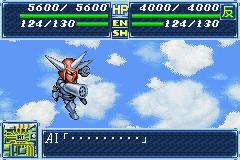 Super Robot Taisen A (GBA)  © Banpresto 2001   3/3