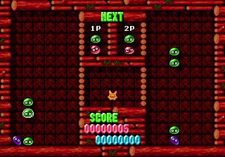 Puyo Puyo (SMD)  © Sega 1992   4/4