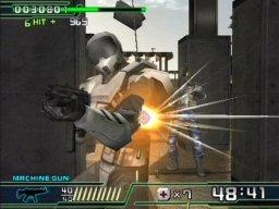 Crisis Zone  © Namco 1999  (PS2)   1/5