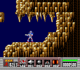 Turrican (PCE)   © Accolade 1991    2/2