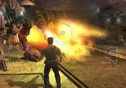 Terminator 3: The Redemption (PS2)  © Atari 2004   3/6