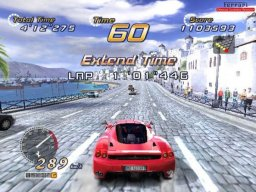 Out Run 2 (XBX)   © Sega 2004    1/5