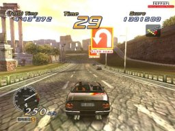 Out Run 2 (XBX)   © Sega 2004    3/5