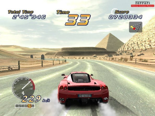 Out Run 2 (XBX)   © Sega 2004    5/5