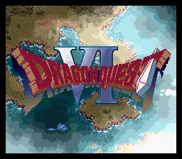 Dragon Quest VI: Realms Of Revelation (SNES)  © Enix 1995   1/3